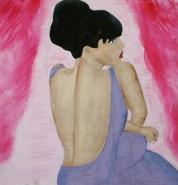 alte Picturi Femeie ganditoare