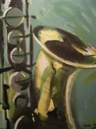alte Picturi Saxofon