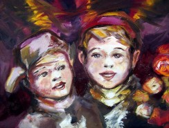 alte Picturi Cu sorcova