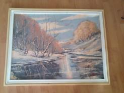 alte Picturi Peisaj de toamna