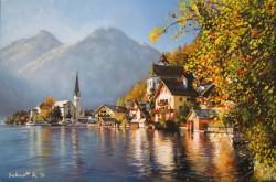 alte Picturi Vedere din hallstadt