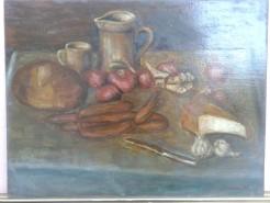 alte Picturi Masa romaneasca