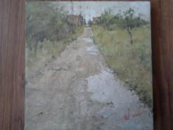 alte Picturi Drumul spre gradina