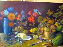 alte Picturi Masa lui octomvrie