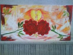 alte Picturi Bujorii dragostei