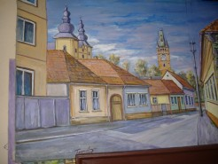 alte Picturi Strada simion barnutiu baia mare
