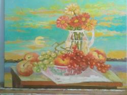 alte Picturi carciumarese cu struguri