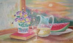 alte Picturi Panselute cu pepene