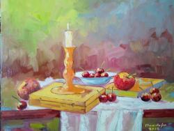 alte Picturi Sfesnic cu mere