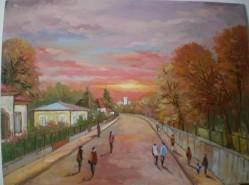 alte Picturi Strada pitesti