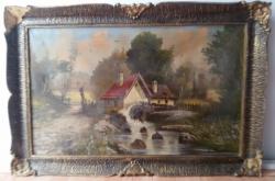 alte Picturi moara de apa