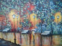 alte Picturi Grabit in ploaie