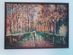 alte Picturi La plimbare