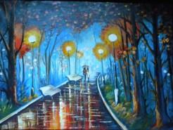 alte Picturi Noaptea ploioasa