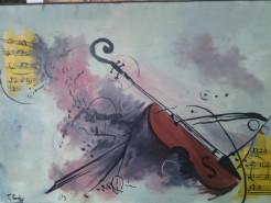 alte Picturi Partitura
