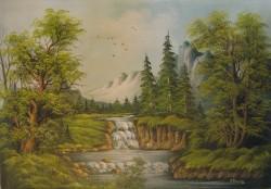 alte Picturi Peisaj de vara