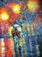 alte Picturi Sub umbrela