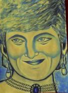 alte Picturi Un zambet din rai - in memoriam lady diana