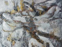 Picturi abstracte/ moderne Conexiuni- ab
