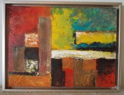Picturi abstracte/ moderne Lumina solidi
