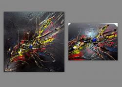 Picturi abstracte/ moderne PERLE DE CULO