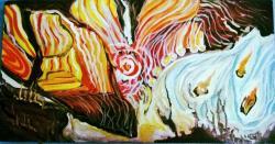 Picturi abstracte/ moderne pestera abstr