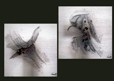 Picturi abstracte/ moderne PHOENIX 5