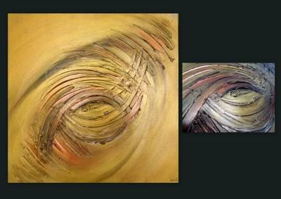 Picturi abstracte/ moderne TORNADO 2