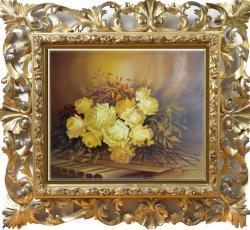 Picturi abstracte/ moderne trandafiri ga