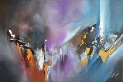 Picturi abstracte/ moderne Vanare de van