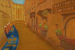 Picturi abstracte/ moderne Venetia - Ser