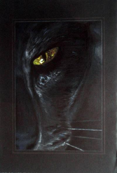 Picturi cu animale Pantera