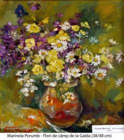Picturi cu flori Flori de câmp de la Ga