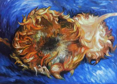 Picturi cu flori Reproducere van gogh
