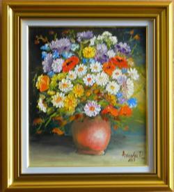Picturi cu flori Surasul florilor de cam