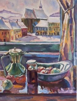 Picturi cu peisaje Copie dupa Hans Eder,