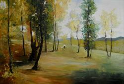 Picturi cu peisaje luminis de grigorescu