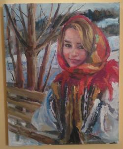 Picturi cu potrete/nuduri Bundiță nou