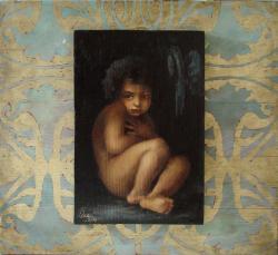 Picturi cu potrete/nuduri din ingerasii
