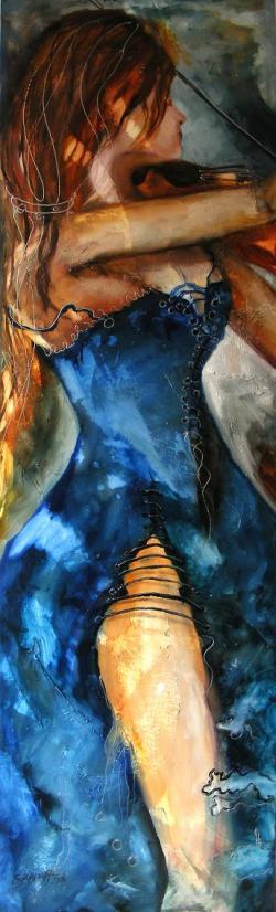 Picturi cu potrete/nuduri I Lost My Hear
