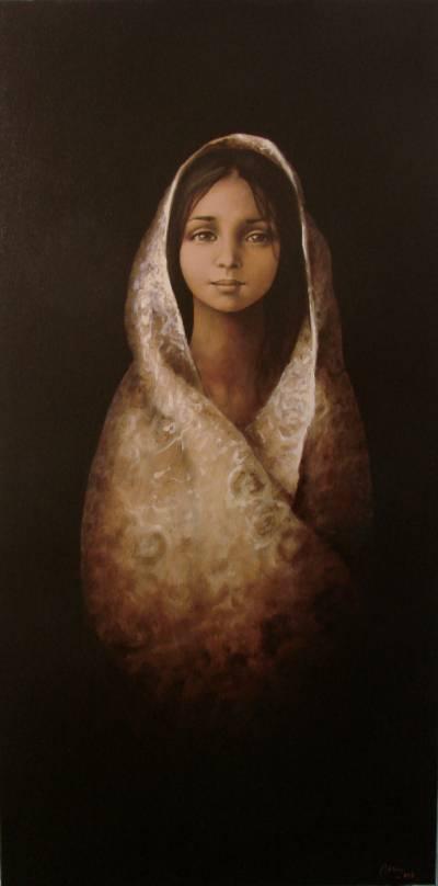 Picturi cu potrete/nuduri Marama