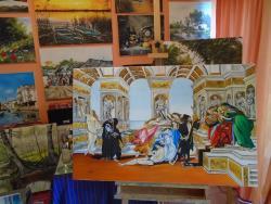 Picturi cu potrete/nuduri Pictura bottic