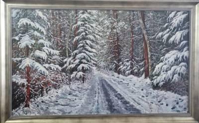 Picturi de iarna Gerar
