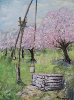 Picturi de primavara Amintiri din primav