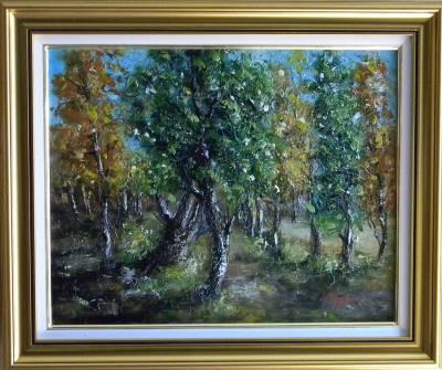 Picturi de toamna Crang