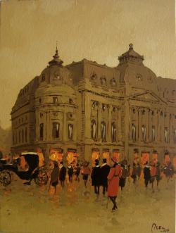 Picturi de toamna Fundatia Universitara