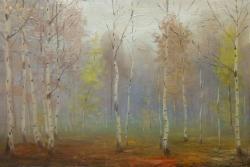 Picturi de toamna mesteceni in ceata 201
