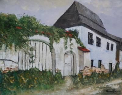 Picturi de vara Casa Ferko