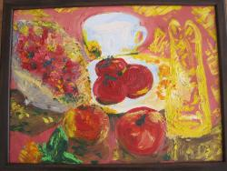 Picturi decor Natura moarta cu fructe ro
