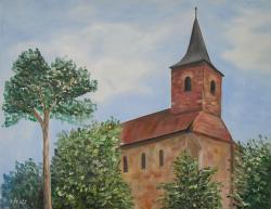 Picturi religioase Biserica Evanghelica